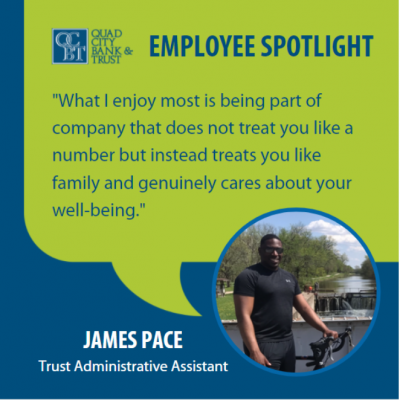 James Pace Employee Spotlight